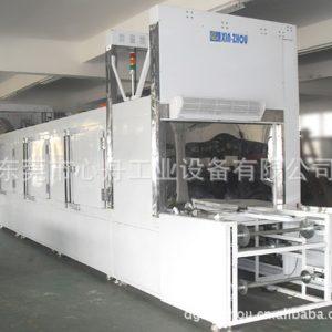荐厂家直销MOL-8-7无尘隧道炉隧道式热风干燥机无尘烤箱