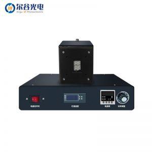 UVLED固化机40*25小型LED面光源395nm手提式LED光固机紫外线UV机
