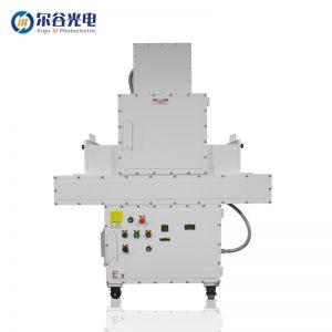 定制紫外线防爆UV固化机UV涂料油墨烘干机EX防爆UV机UV固化设备