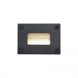 喷绘uvled固化系统高功率烘干机厂家定制平板打印uv光油固化灯