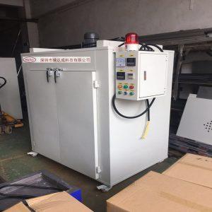 厂家定制一立方容积烤箱1000升容积烤箱热风循环自动恒温关机