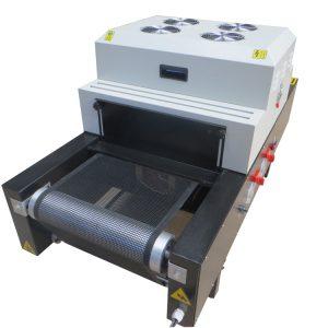 直销台式UV固化机UV胶水烘干炉紫外线UV机UV光固机瑞康可出口