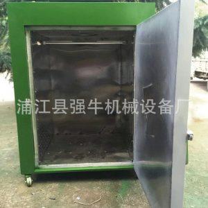 强牛机械制造小型热风烘箱工业干燥箱烤漆炉恒温电加热烤箱
