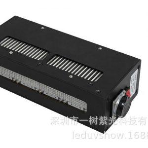 厂家直供高能量风冷UVLED灯丝印机标签印uv固化灯