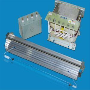 厂家直销UV光源4件套紫外线uv光油固化机四件套uv机配件uv变压器