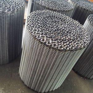 高温网带,热处理完钢带,烘干,清洗,热处理炉子