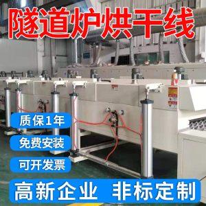 深圳定制隧道固化炉复合新材料隧道炉烘干线丝印隧道炉生产厂家