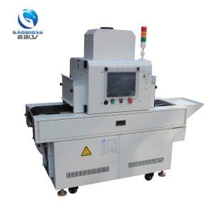 紫外线UV固化炉LEDUV灯固化炉UV烘干线手机外壳UV固化机定制生产