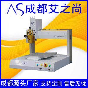 331热熔胶ab胶自动点胶机UV紫外线光固化一体机均匀点胶