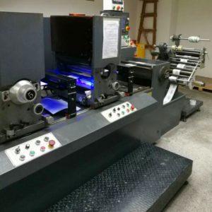 间歇式轮转机led-uv固化灯节能省电uv固化uv光源LED-UV光源